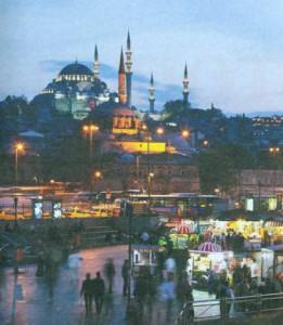 Добро пожаловать в Стамбул, фото