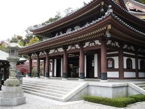 Храм богини Каннон