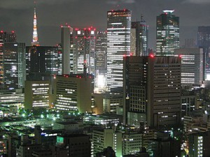 Открываем Токио