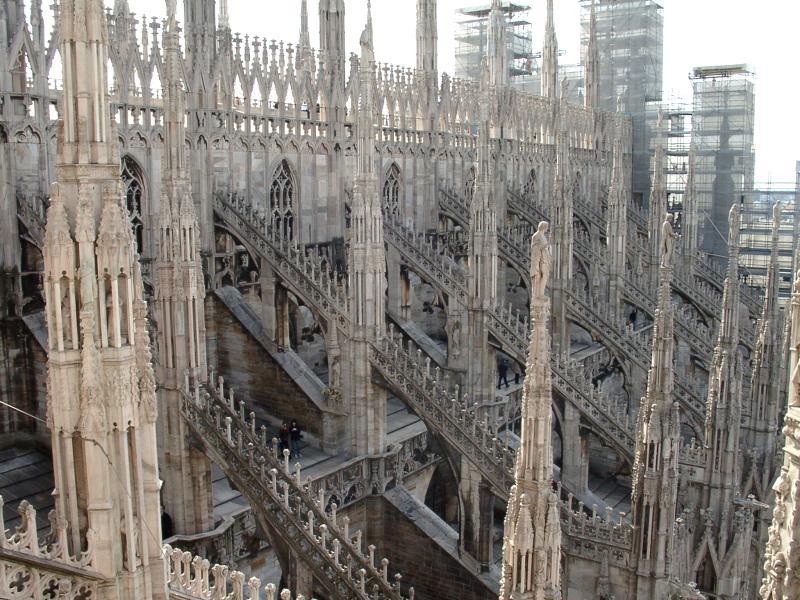 Достопримечательности Милана, фото