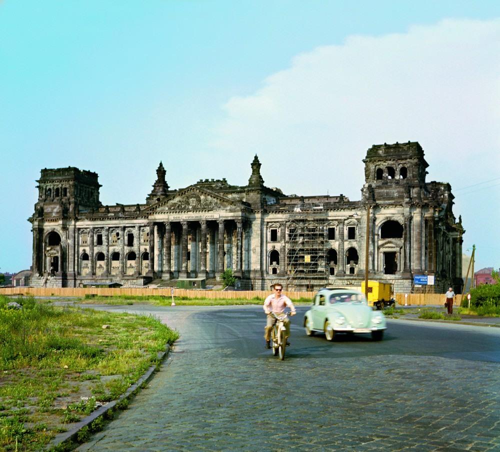 Германия на современном этапе развития