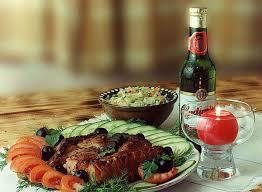 Кухня Праги, фото