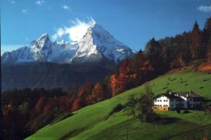 Alpyi v Bavarii