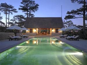Отели Далата Вьетнам