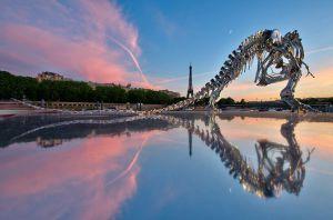 Архитектура Парижа в металле