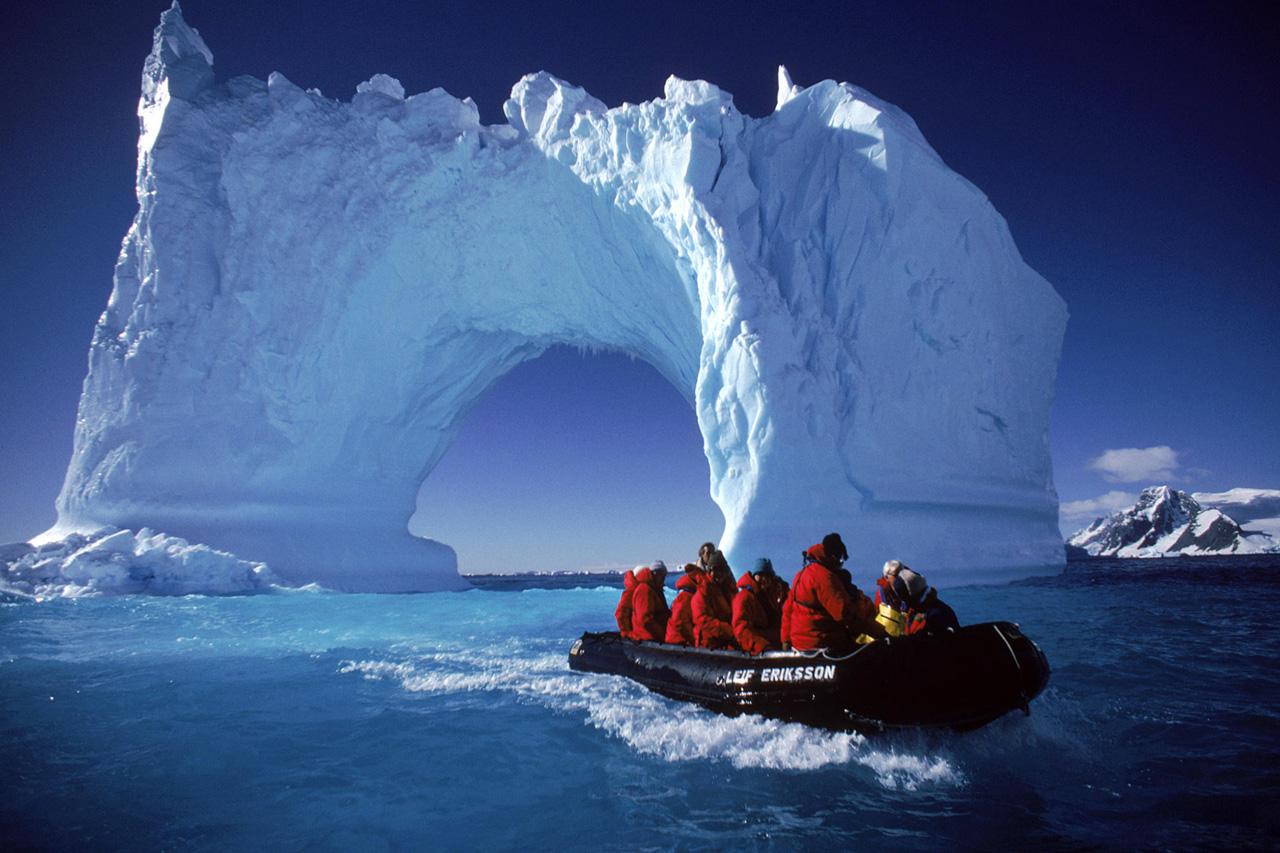 Фотографии и рассказы об антарктиде